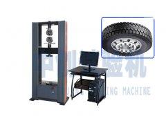 轮胎材料拉力试验机结构图