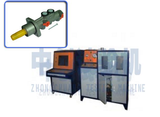 济南中创制动总泵爆破试验机