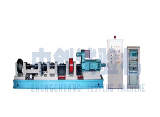 离合器摩擦性能试验台主机图