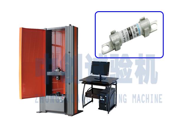 汽车熔断器插拔力试验机保养方法