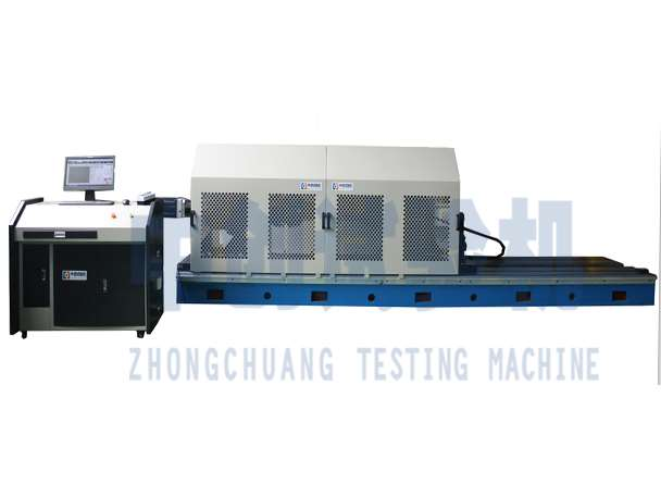 微机扭转试验机如何做传动轴的静扭测试?