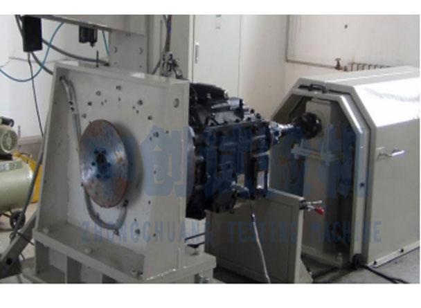 湿式离合器性能试验台