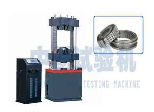 液压万能试验机的安全使用方法