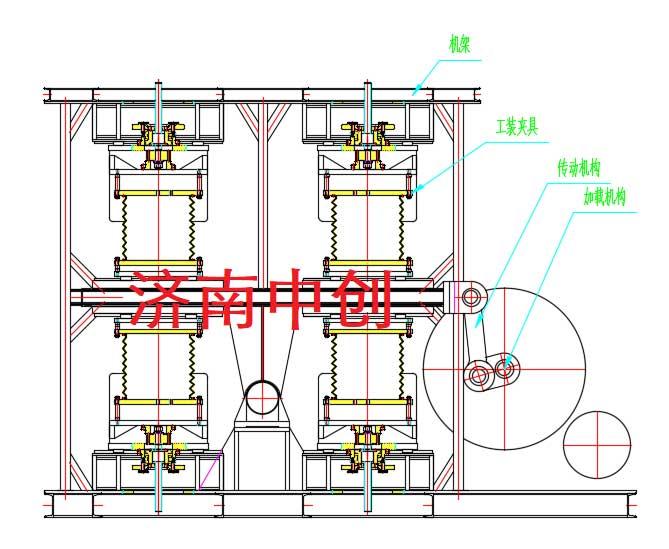 四工位底盘空气弹簧疲劳试验机怎么选择