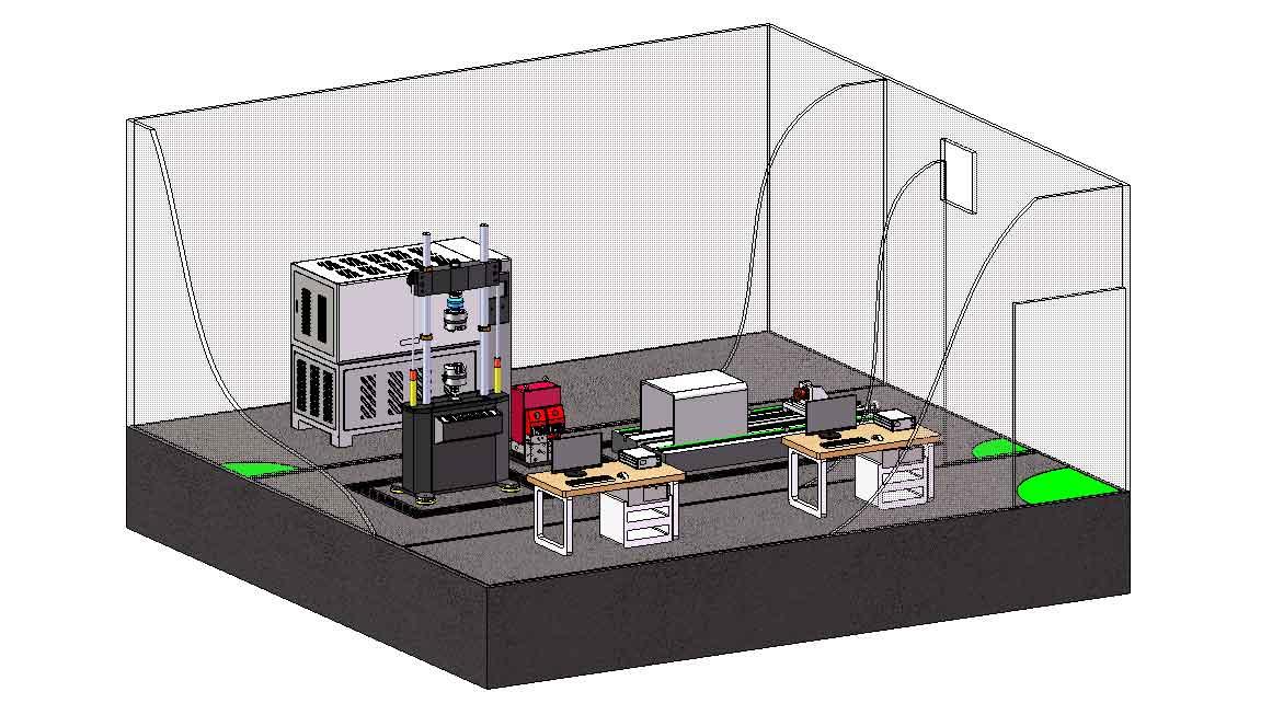 波纹管机械式弹簧拉压疲劳(寿命)试验机厂家