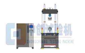 PW-20kN波纹管疲劳试验机  电液伺服  河北邢台
