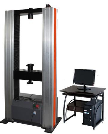 电子万能试验机对于不同形状试样的试验