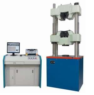 液压万能试验机使用的的步骤和外力分析