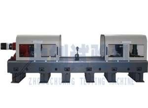 10000Nm扭力杆抗扭强度试验设备  微机 卧式  山东潍坊