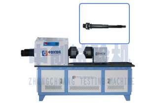 300Nm转向轴扭矩系数测试机  电子微机控制  卧式结构  上海