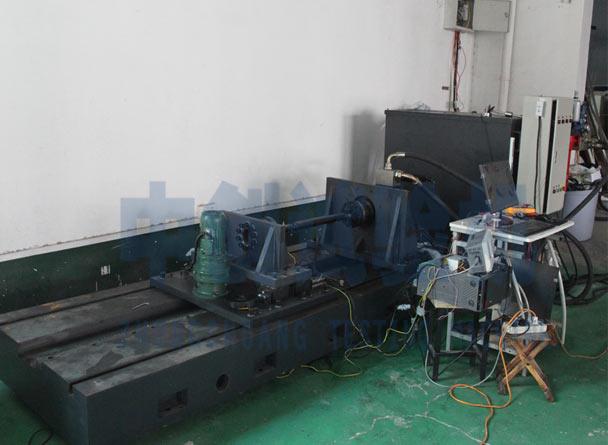 传动轴凸缘试验机参数图片