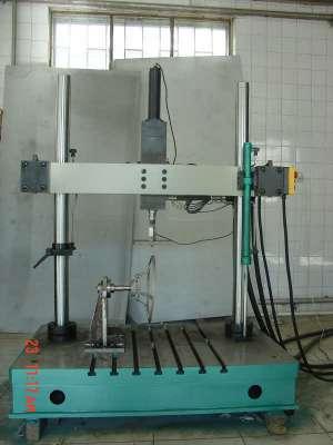 方向盘力学性能试验机的主要技术指标