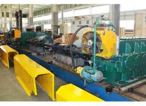 测力式制动试验台的结构