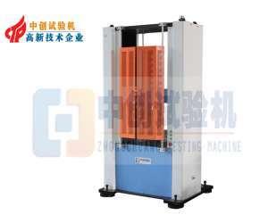 橡胶复合压缩弹簧压缩试验机测试方法